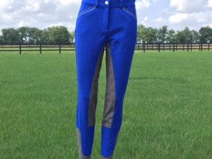 Tardis Blue Breeches